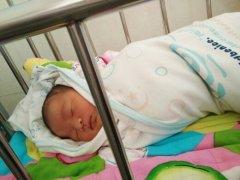 香港验血已生6.5斤女宝!进感谢菩萨!